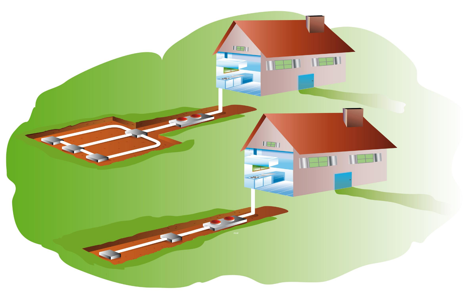 Did You Know That a Geothermal Heat Pump Can Also Cool Your Home_