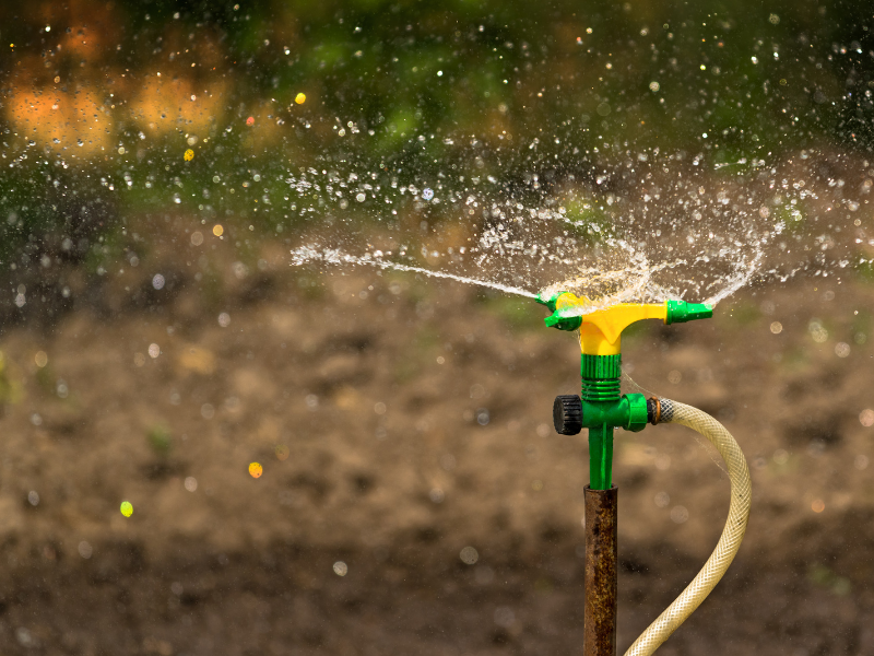 FAQs About Home Irrigation Systems